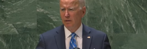 President Biden Includes LGBTQI Rights  In United Nations Address Calling on Member Countries to Protect 'Universal Rights of All'