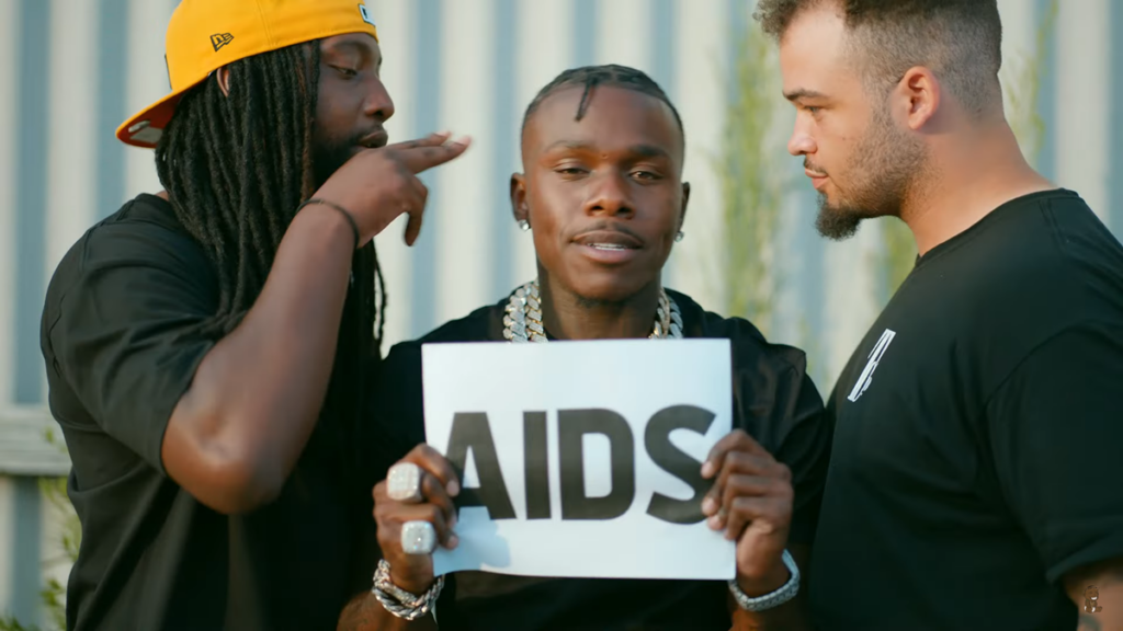 black aids
