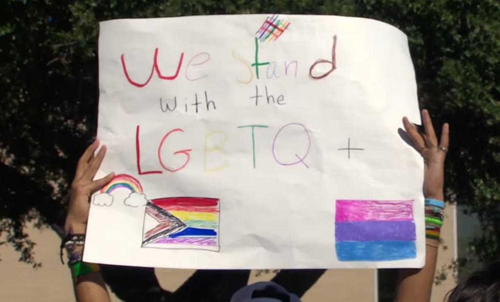 LGBTQ school