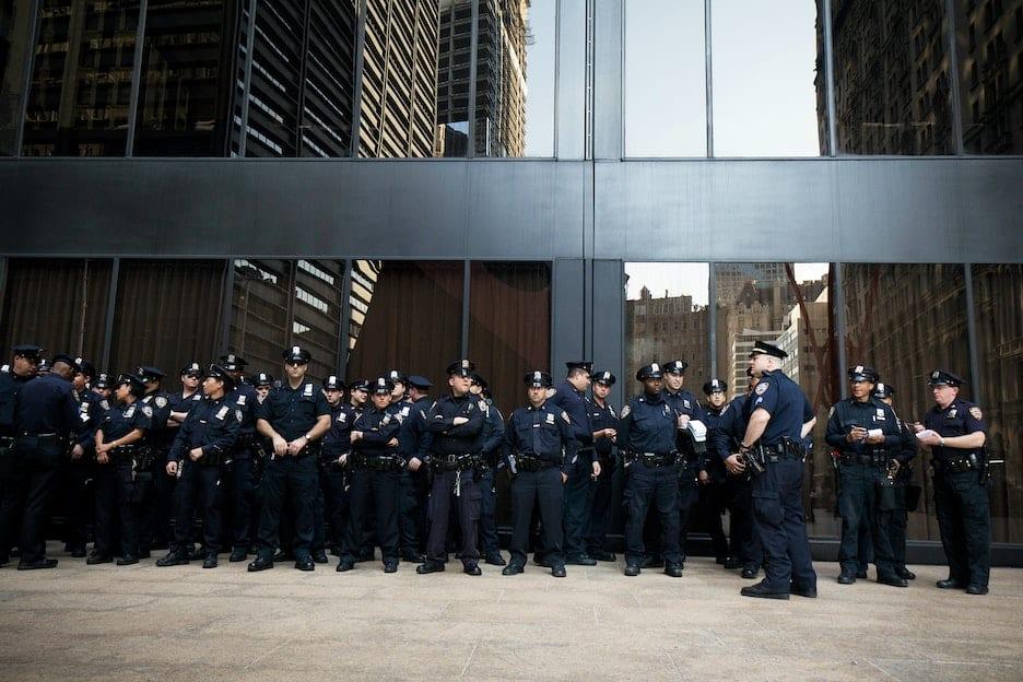police union