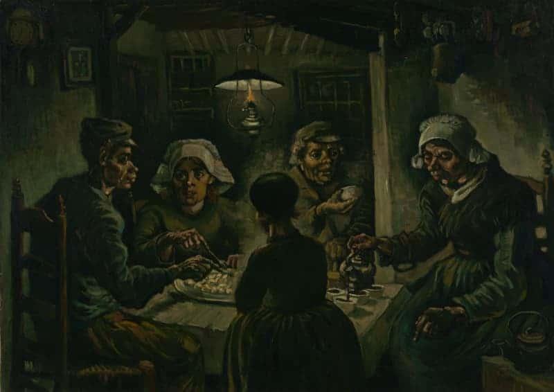 potato eaters