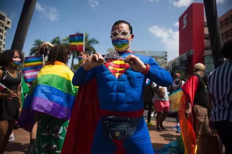 bisexual superman