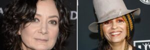 Sara Gilbert And Linda Perry's Divorce Is Negotiated and Finished; Share Custody; Neither To Pay Support