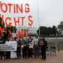 U.S. Senate Republicans Voting Rights Position is Clear. Filibuster. Poised to stop Democrats' bill