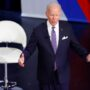 Biden backs down on corporate tax hikes, open to altering filibuster