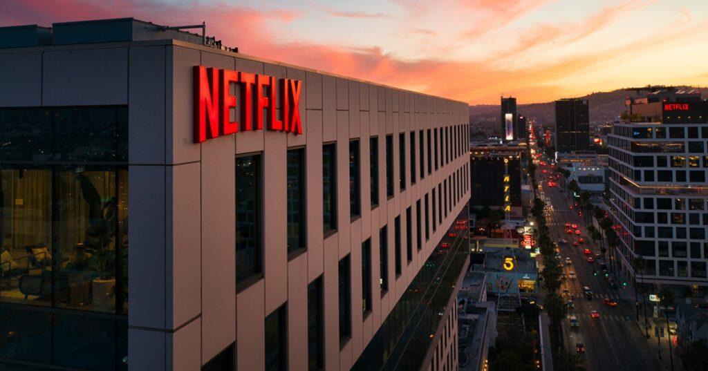 Netflix walkout